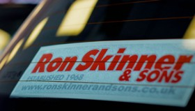 Ron Skinner TV Ad